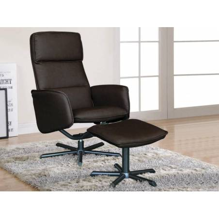 Fauteuil relax - Fauteuil Relax 'Siesto' PU